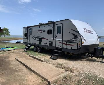 2019 Dutchmen RV Coleman Light 2835BH