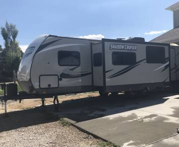 2017 Shadow Cruiser SC 282 BHS