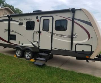 2015 Cruiser RV Fun Finder