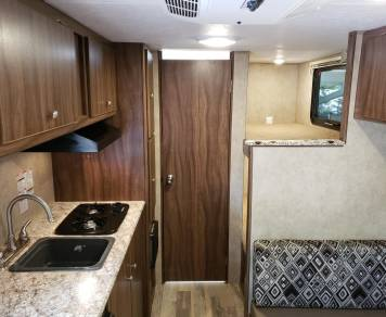 2018 Coachman Clipper 17CBH