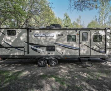 2018 CRUISER RV CORP SHADOW CRUISER