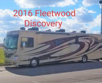 2016 Fleetwood Discovery