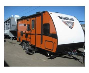 2014 Winnebago Minnie 2451BHS