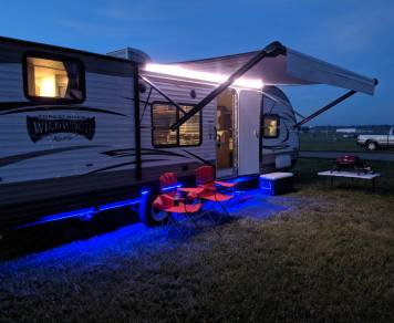 2018 Wildwood by Forest River 261BHXL