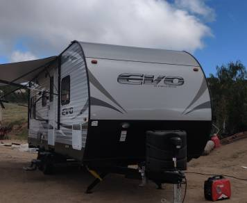 2019 EVO Travel Trailer