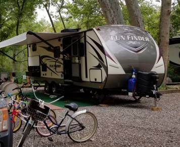 2018 Travel Cruiser Fun Finder Xtreme Lite