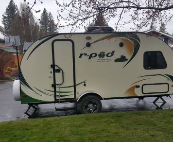 2014 Forest River r-pod 179