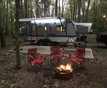 2018 Jayco Feather X19H