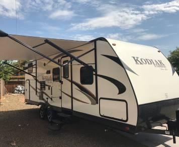 2017 Kodiak by Dutchmen 255 BHSL
