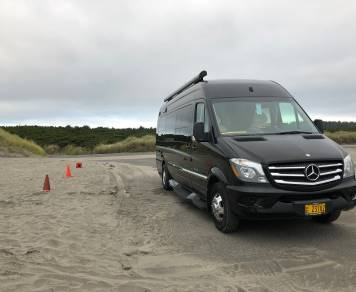 2016 Mercedes Sprinter - Winnebago ERA