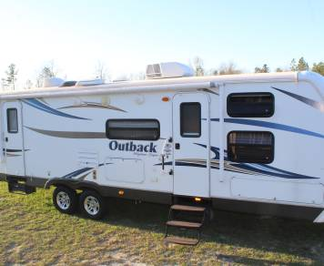 2012 Outback 301BQ