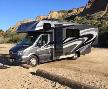 2018 Jayco Mercedes Benz Sprinter