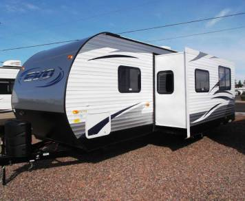 2016 Forest River Evo 2700T