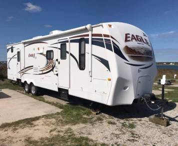 2012 Jayco Eagle Super Lite 314 BDS