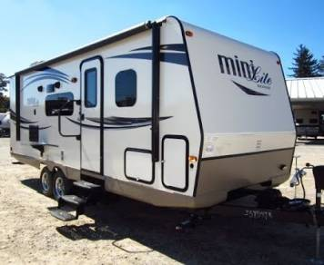 2016 Rockwood Mini Lite 2504s