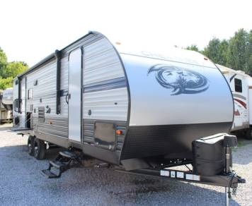 2019 Forest River 32' Sleeps 8 Bunkhouse
