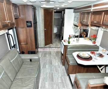 2019 Forest River RV Forester 3271S Ford