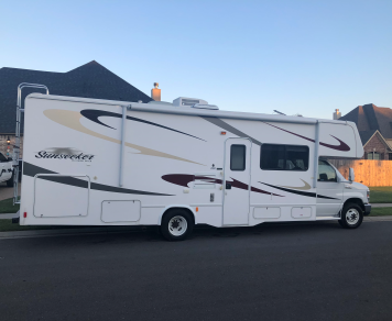 2010 forest river sunseeker