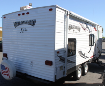 2013 Forest River Wildwood xlite
