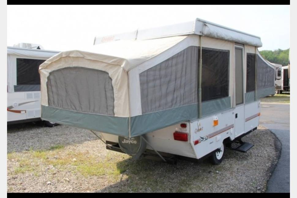 Fantastic 1999 STARCRAFT POP UP CAMPER WITH SLIDE OUT Best RV Review Brilliant Jayco