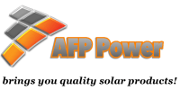 AFP Power: brings you quality solar products!