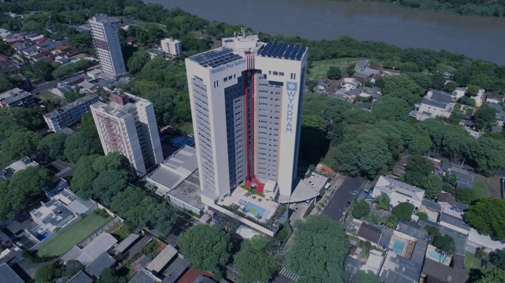 O que fazer em Foz do Iguaçu Hotel Wyndham Golden Foz Suítes