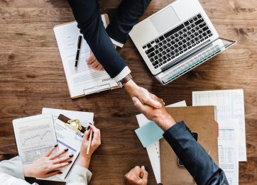 Partnerships, Partial Sales & Investments