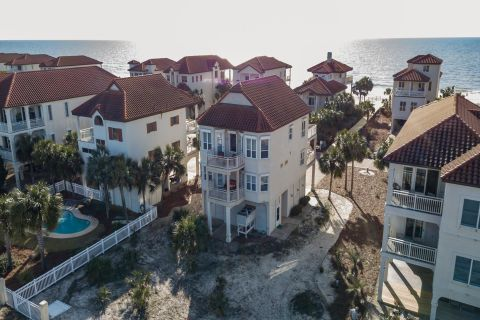 Cruz Del Sur, vacation rental in St. George Island, House Rental, 4 bedroom 3 ½ bathroom and sleeps 10
