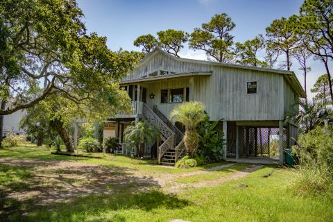 Shell Point, vacation rental in St. George Island, House Rental, 2 bedroom 3 bathroom and sleeps 4