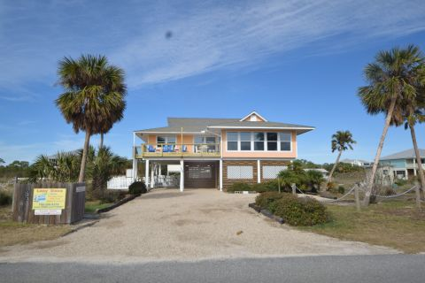 Lazy Daze, vacation rental in St. George Island, House Rental, 3 bedroom 2 bathroom and sleeps 8