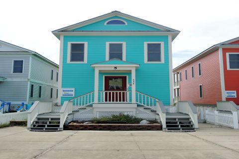 Seaplace #5, vacation rental in St. George Island, House Rental, 3 bedroom 2 ½ bathroom and sleeps 6