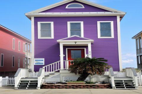 Seaplace #7, vacation rental in St. George Island, House Rental, 3 bedroom 2 ½ bathroom and sleeps 6
