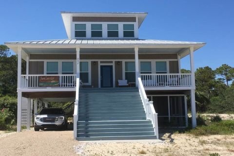 SunCatcher of SGI, vacation rental in St. George Island, House Rental, 3 bedroom 2 bathroom and sleeps 6
