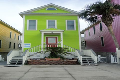 Seaplace #9, vacation rental in St. George Island, House Rental, 3 bedroom 2 ½ bathroom and sleeps 6