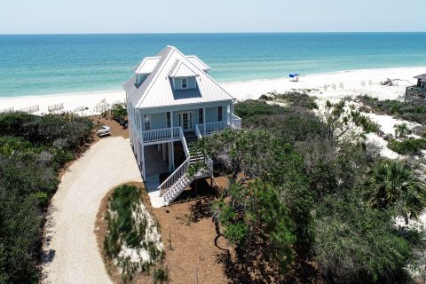 Fishy Fishy, vacation rental in St. George Island, House Rental, 3 bedroom 3 ½ bathroom and sleeps 9