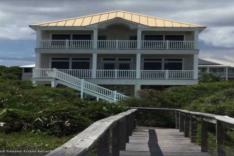 Pirates Booty, vacation rental in St. George Island, House Rental, 5 bedroom 5 bathroom and sleeps 13