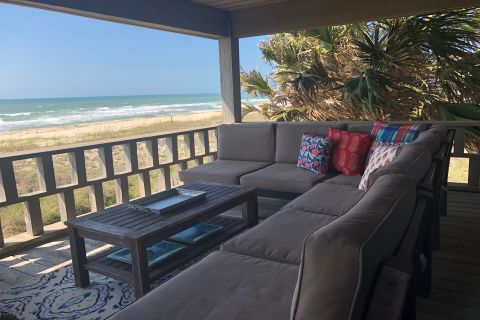 BREATHE EASY, Forgotten Coast, Florida , vacation rental in St. George Island, House Rental, 5 bedroom 4 bathroom and sleeps 12