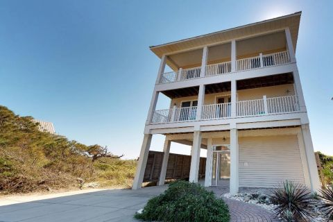 Casa Del Soul , vacation rental in St. George Island, House Rental, 5 bedroom 6 ½ bathroom and sleeps 14
