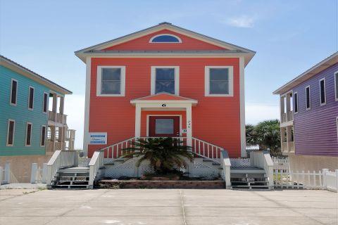 Seaplace #6 , vacation rental in St. George Island, House Rental, 3 bedroom 2 ½ bathroom and sleeps 6