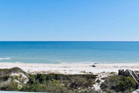 Island Rhythm, vacation rental in St. George Island, House Rental, 4 bedroom 4 bathroom and sleeps 12