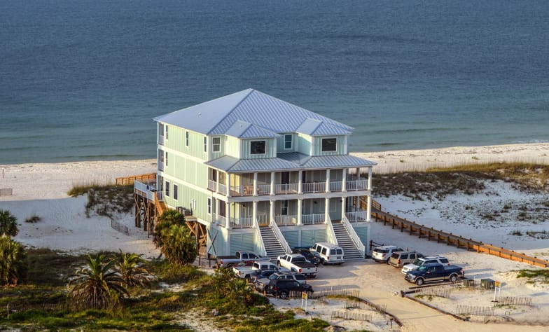 Incredible Castle In The Sand West Other Orange Beach Properties Interior Design Ideas Clesiryabchikinfo