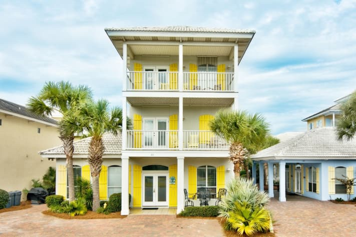 South Seas - Emerald Shores Destin FL | Destin Beach House Rentals
