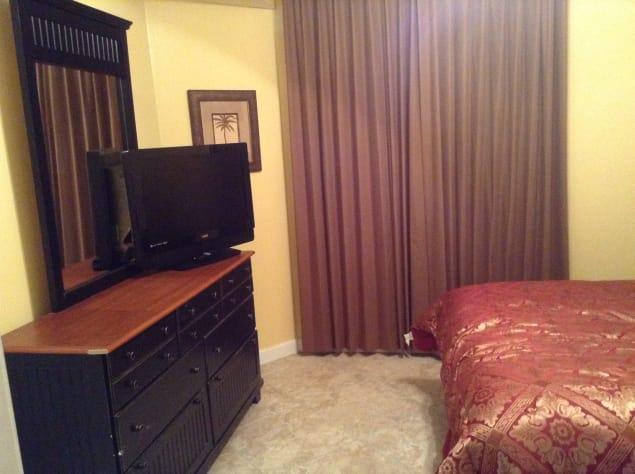 TV in 2nd Bedroom