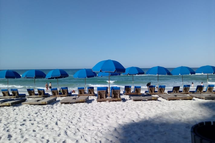 THE BEACH IS CALLING!!!