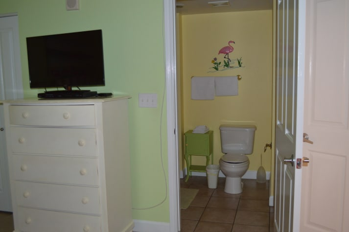 2nd Bedroom Bathroom