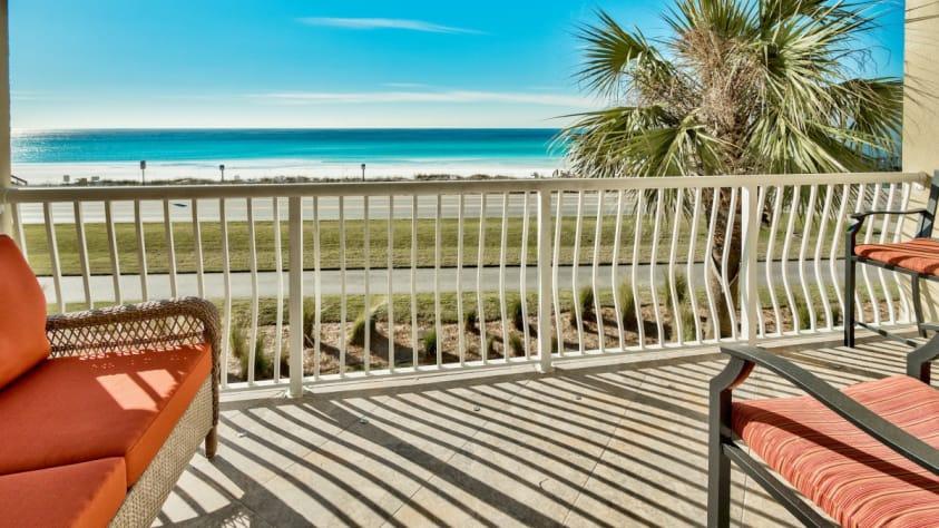 Beach Retreat 208 Gulf Front Beach Retreat
