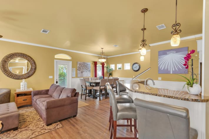 Coconut Cv - Common Areas: Living, Dining, and Kitchen