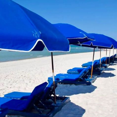 Beach Chair Rentals Available~ask for details