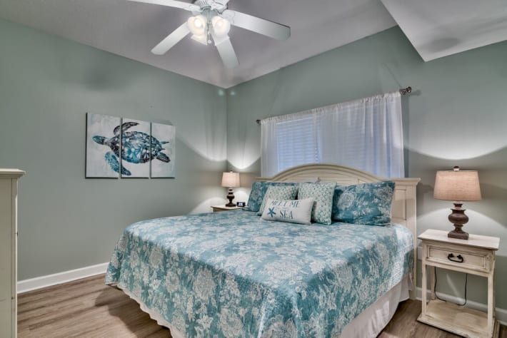 Master Suite with King Bed and all new furnishings