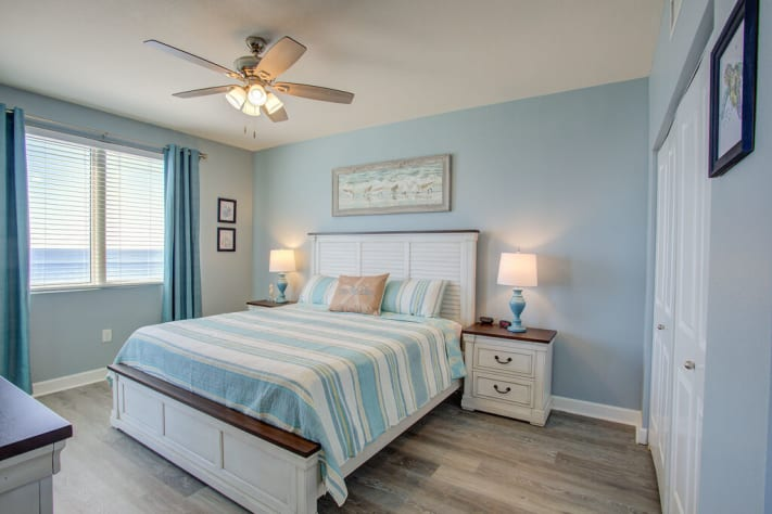 Ocean Views from the Master Bedroom!